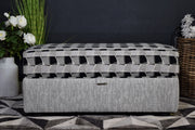 Fantasia Sofabed - Silver / Grey / High Quality Sprung Mattress