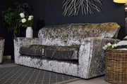 Top Brand Footstool - Grey / Charcoal