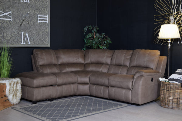Virginia Electric Recliner Cornergroup