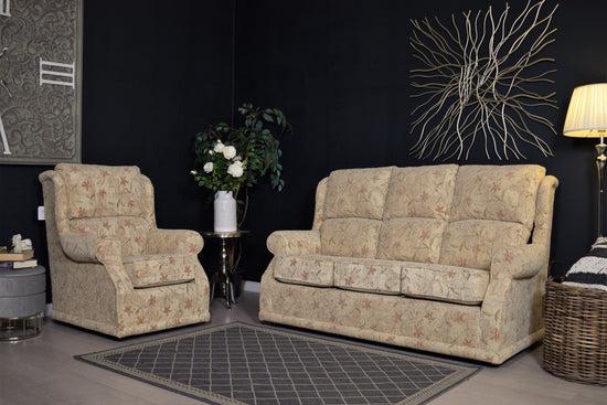 SET - Balmoral 3 Seater Sofa & Chair