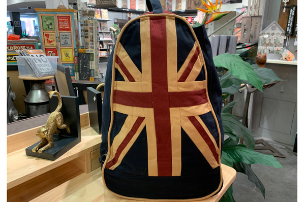 British Back Pack