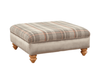 Idris Footstool - Available in Different Colours