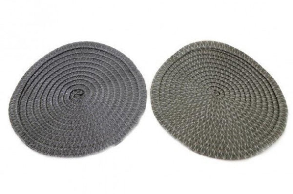 Round Woven Style Placemat