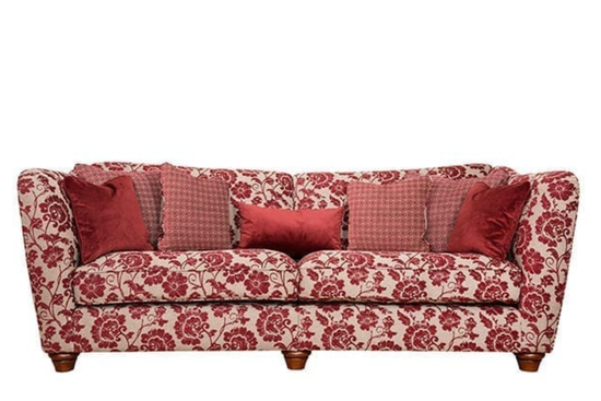 Plaza 4 Seater Sofa - Available in Different Colours
