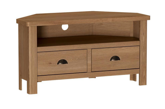 Rothley Collection - Corner TV Unit - Available in 2 Colours