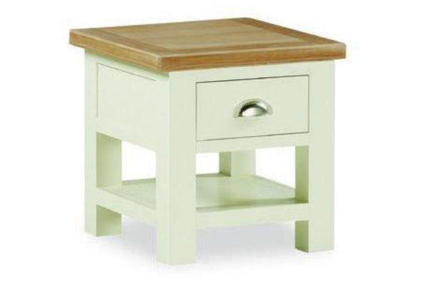 Cotswold Collection - Lamp Table - Oak
