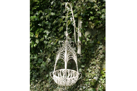 Small Garden Hanging Basket (2 Colours Available)