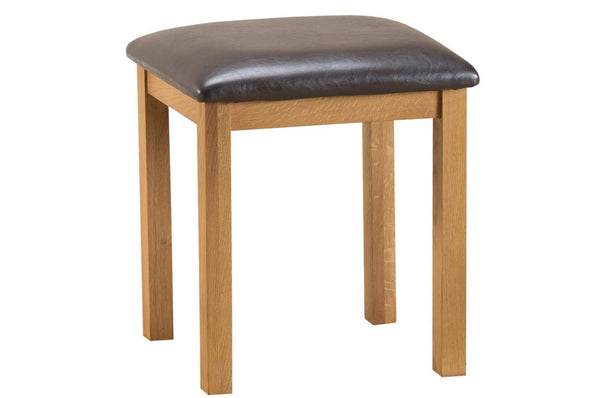 Stamford Collection - Stool - Oak