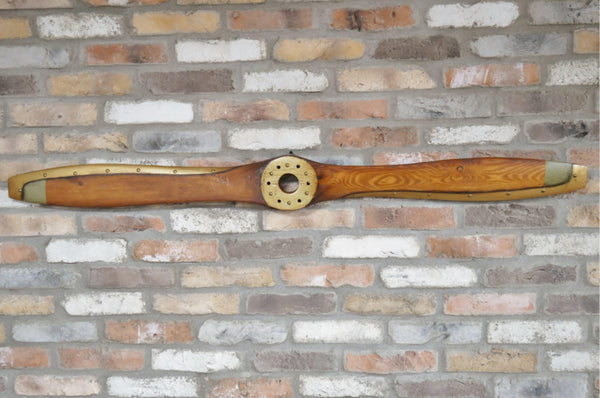 Wall Mounted Propeller - Wooden