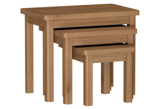 Rothley Collection - Nest of 3 Tables - Available in 2 Colours