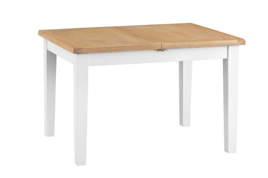 Trentham Collection - 1.2m Butterfly Table - Oak - Available in White or Grey