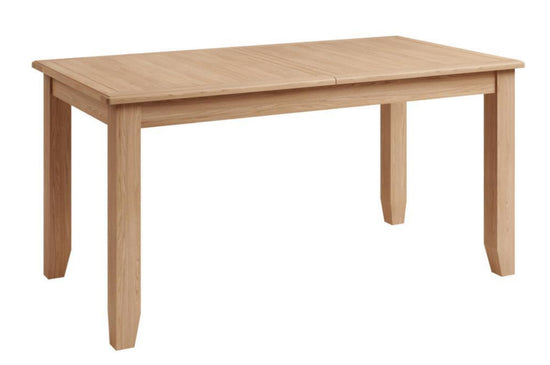Guernsey Collection - 1.6m Extending Table - Oak