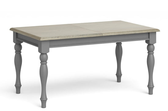 Morocco 1.5m Extending Table - Grey
