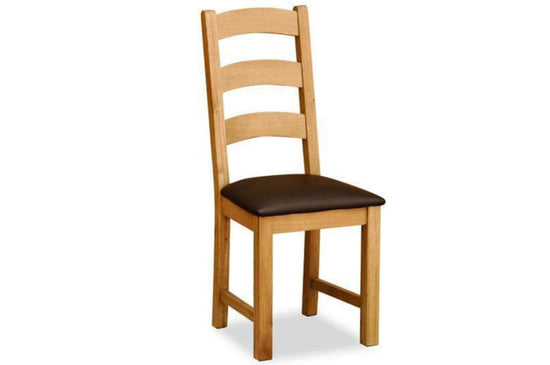 Shrewsbury Lite Collection - Dining Chair - Oak