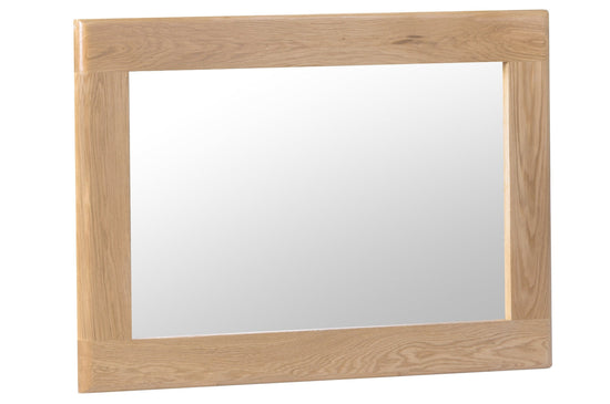 Nottingham Wall Mirror - Oak