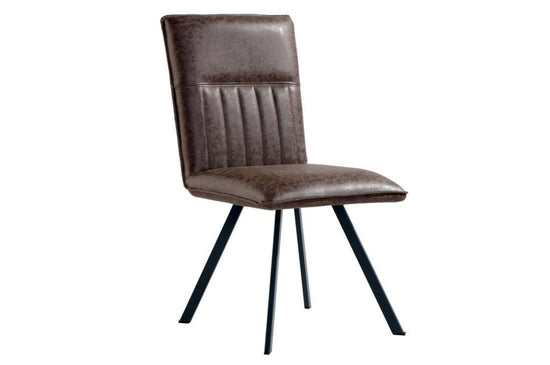 PU Dining Chair - (Available in Various Colours)