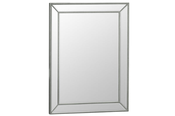 Mirror Collection - Rectangular Silver Frame