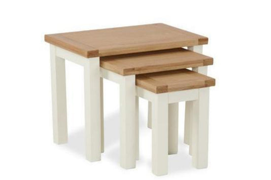Cotswold Collection - Nest of 3 Tables