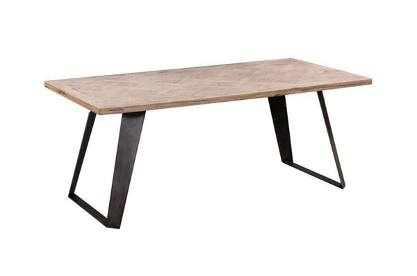 Idaho Collection - 2.2m Fixed Top Table - Wooden