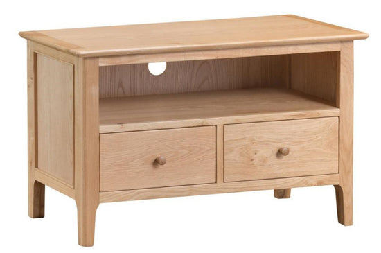 Nottingham Standard TV Cabinet - Oak