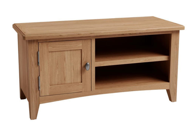 Guernsey Collection - TV Unit - Light Oak