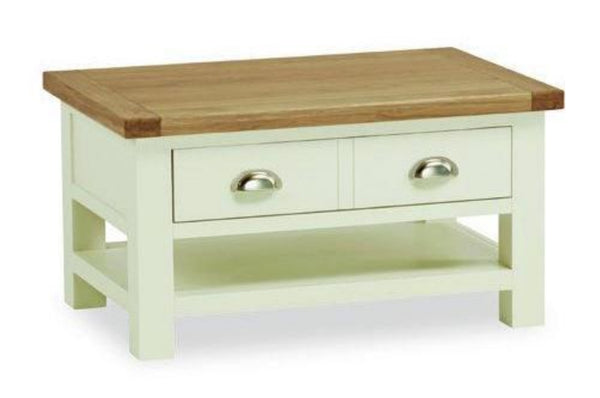 Cotswold Collection - Coffee Table - Oak