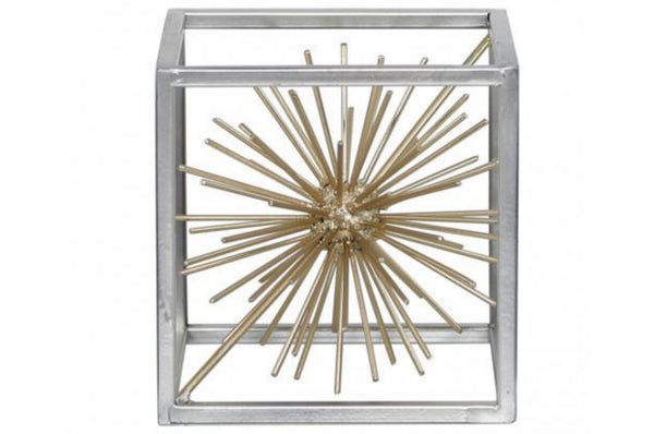 Starburst Decoration - Gold / Silver
