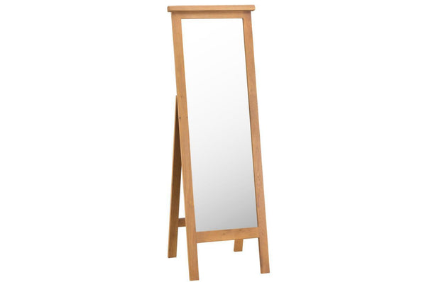 Stamford Collection - Cheval Mirror - Oak