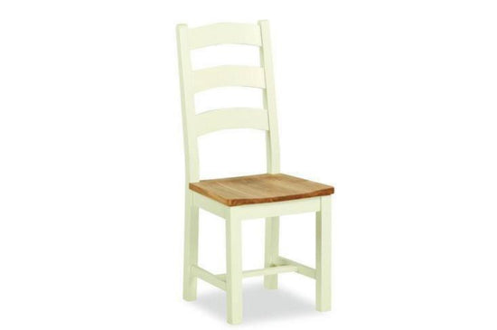 Cotswold Collection - Slat Back Dining Chair - Oak