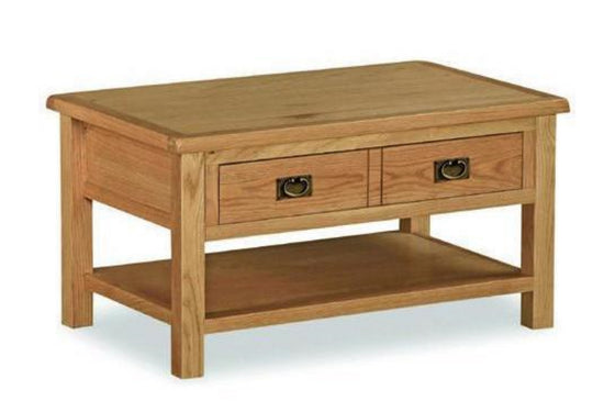 Shrewsbury Lite Collection - Coffee Table - Oak