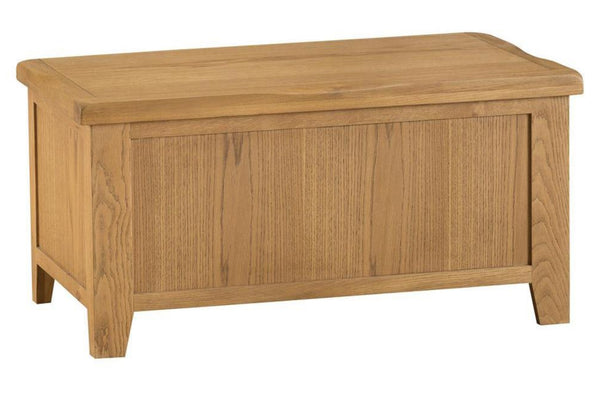 Stamford Collection - Blanket Box - Oak