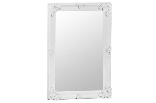 Rectangle Vintage Wall Mirror - Available in 3 Different Colours