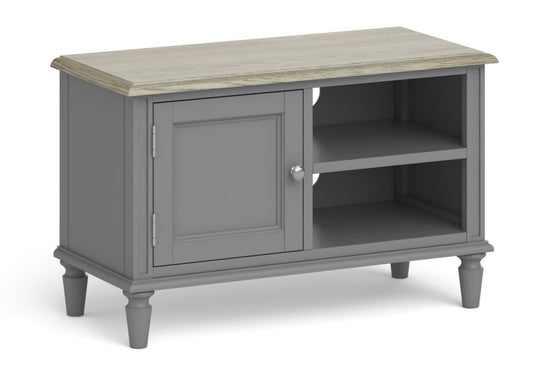 Morocco 1 Door TV Unit - Grey
