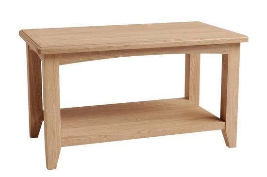 Guernsey Collection - Coffee Table - Light Oak