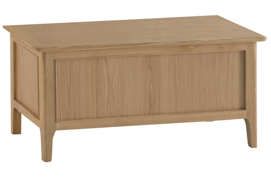 Nottingham Blanket Box - Oak