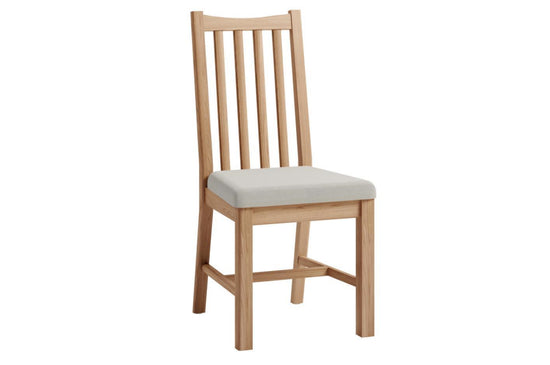 Guernsey Collection - Dining Chair - Light Oak