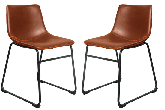Charlie Dining Chair - [Available in 3 Colours]