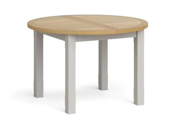 Surrey Collection - 1.2m Round Extending Dining Table