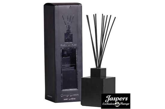 'Orange Blossom' Room Diffuser - Black