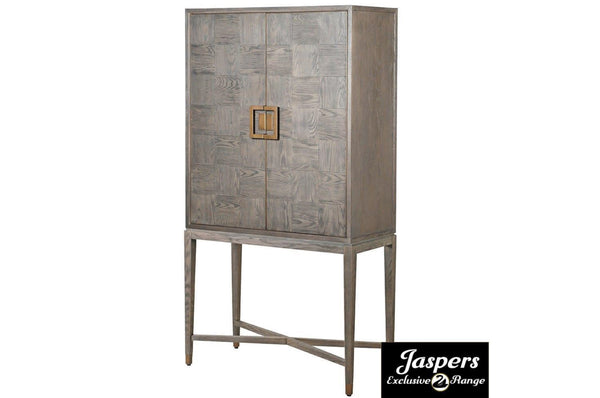 Astor Square Bar Cabinet