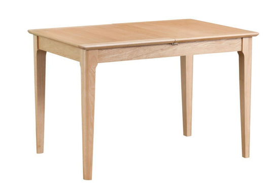 Nottingham 1.2m Butterfly Extending Table - Oak