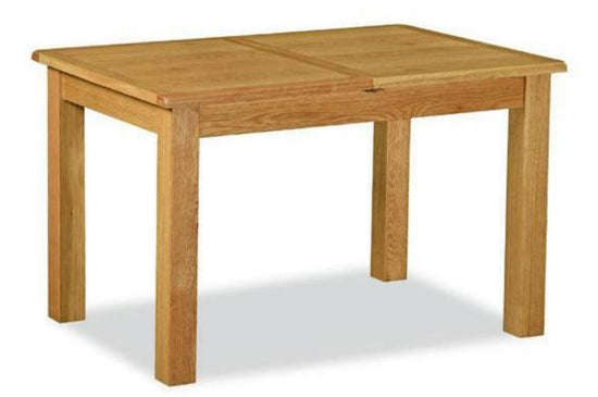 Shrewsbury Lite Collection - Compact Extending Table - Oak