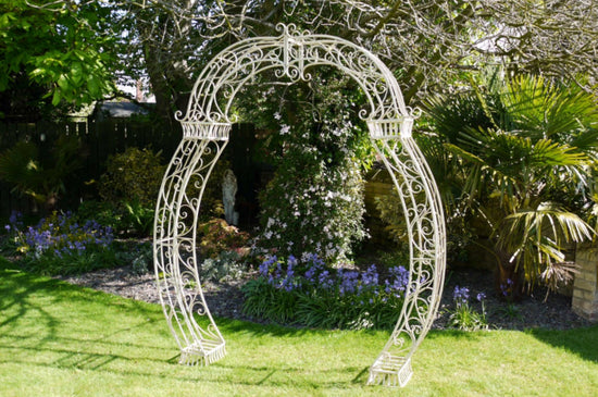 Rounded Garden Arch (Available in 2 Colours)