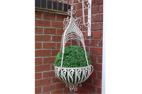 Large Garden Hanging Basket (2 Colours Available)