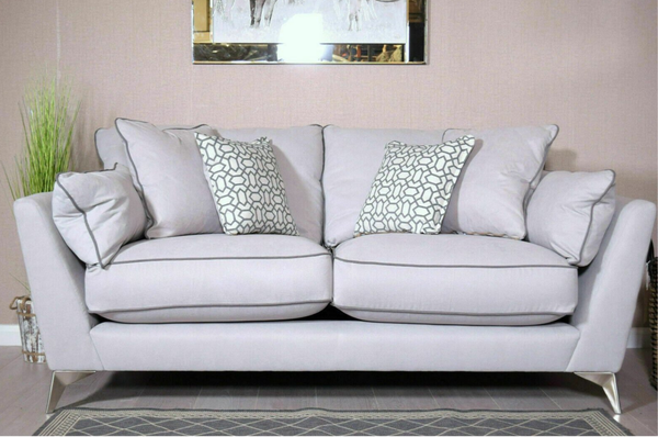 Riviera 2 Seater Sofa - Available In Different Colours