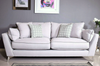 Riviera 3 Seater Sofa - Available In Different Colours