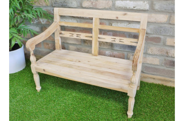 Wooden Mini Bench