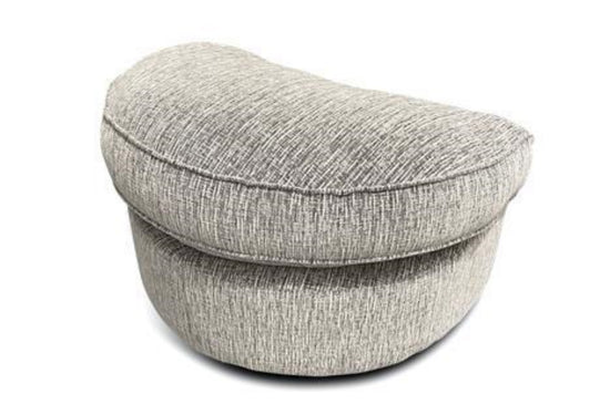 Venice Half Moon Footstool - Available in Different Colours
