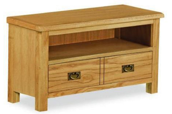 Shrewsbury Lite Collection - TV Unit - Oak