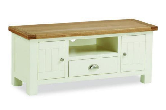 Cotswold Collection - TV Unit - Oak